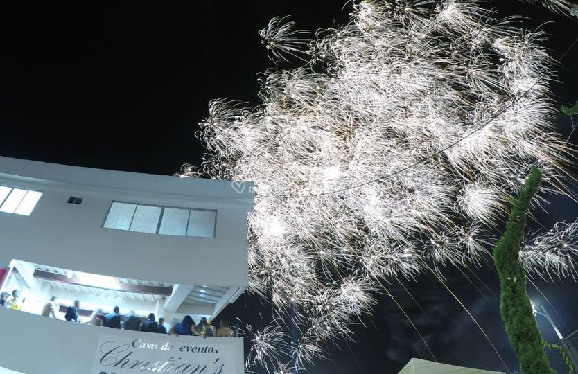 Jospi Fire - Fuegos artificiales