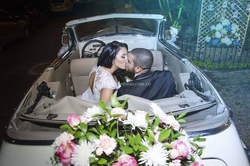 Logistica para matrimonios