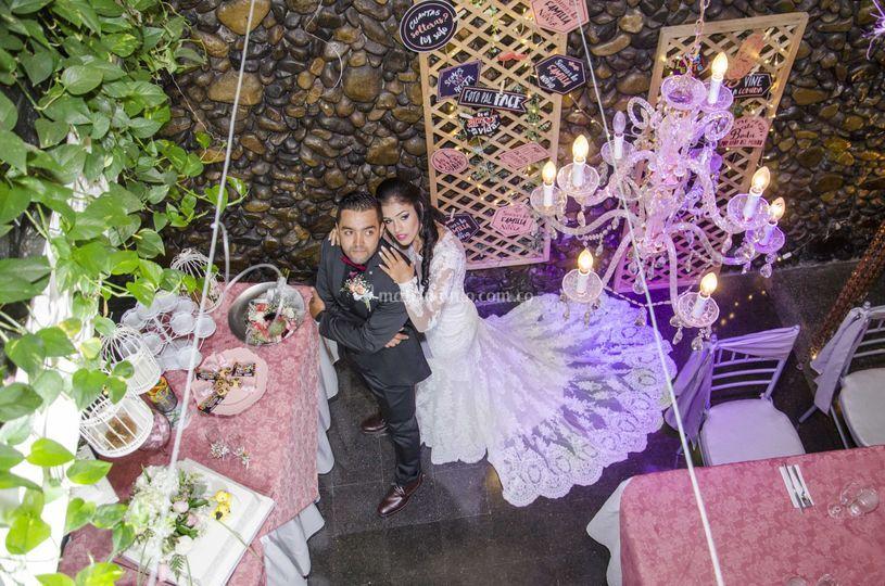 Casa de eventos matrimoniales