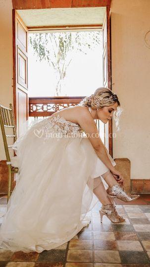 Tomas antes de la boda