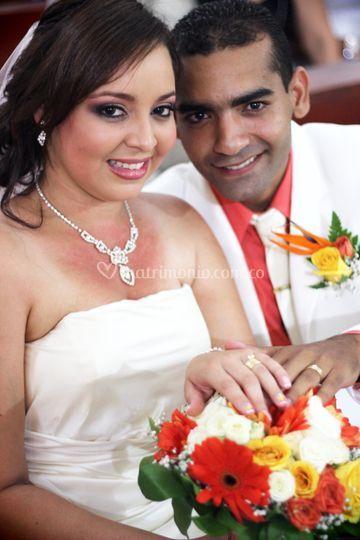 Matrimonio Vanessa y Carlos