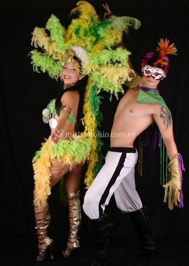 Temático carnaval