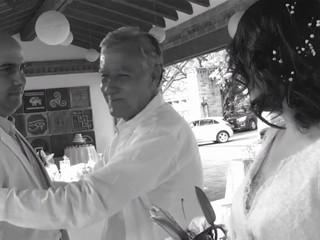 José y lilly trailer de boda