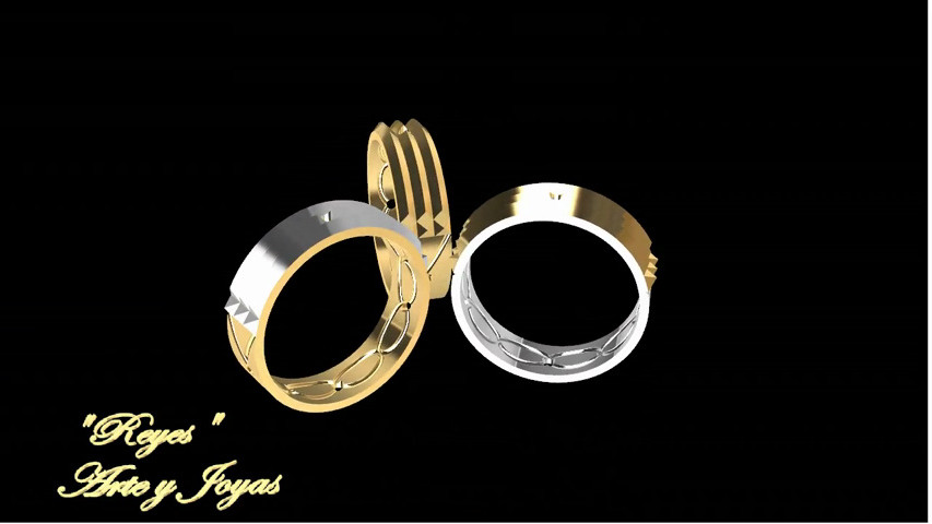 c30a94341ad2 Anillo atlante - Reyes Arte y Joyas - Video - Matrimonio.com.co