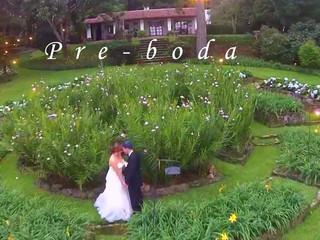 Pre boda con drones