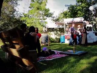 Evento tipo picnic