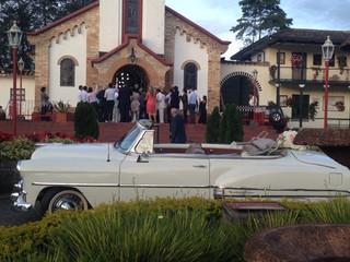 Carro para bodas