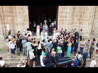 Matrimonio Melissa y Romain