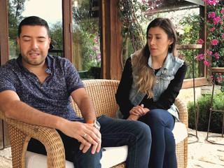Rafael y Nathy