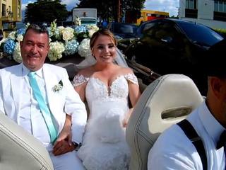 Wedding Aaron y Sara