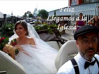 Boda Carolina y Luis