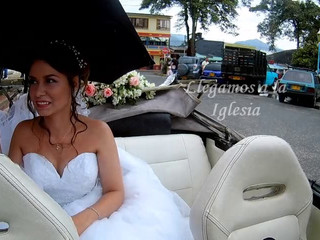 Matrimonio Mónica y Víctor