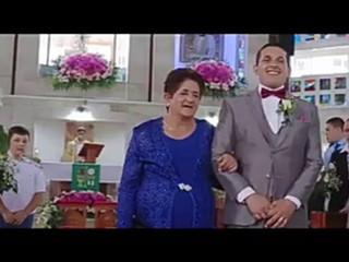 Andrea y José