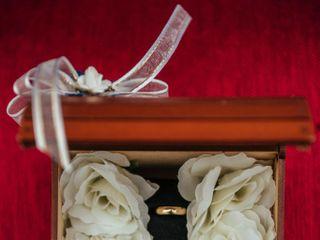 El matrimonio de Isabel Cristina y Jonathan 1