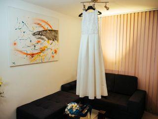 El matrimonio de Isabel Cristina y Jonathan 2