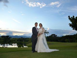 El matrimonio de Laura  y Oscar