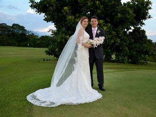 El matrimonio de Laura  y Oscar  2