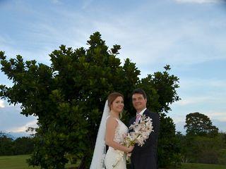 El matrimonio de Laura  y Oscar  3