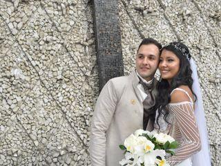 El matrimonio de Laura y Joaquín