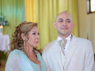 El matrimonio de Adriana y José