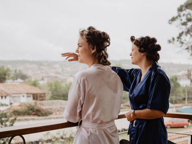 El matrimonio de Daniel y Charlotte en Villa de Leyva, Boyacá 9