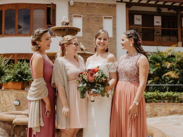 El matrimonio de Daniel y Charlotte en Villa de Leyva, Boyacá 28
