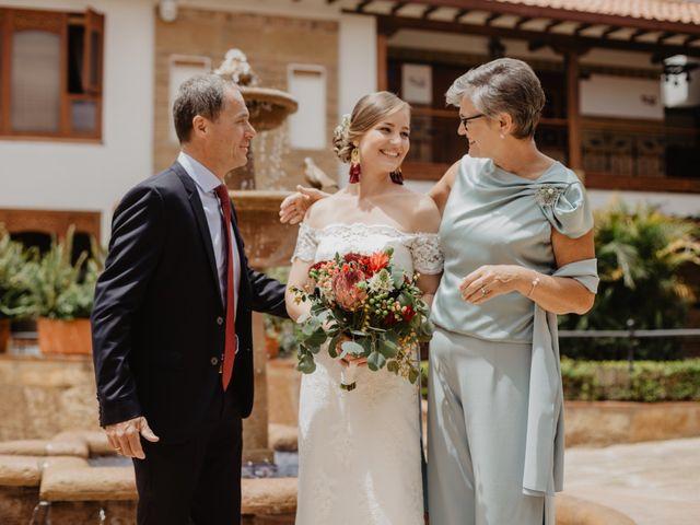 El matrimonio de Daniel y Charlotte en Villa de Leyva, Boyacá 30