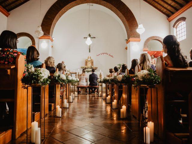 El matrimonio de Daniel y Charlotte en Villa de Leyva, Boyacá 45