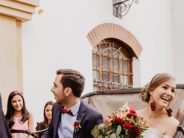 El matrimonio de Daniel y Charlotte en Villa de Leyva, Boyacá 61