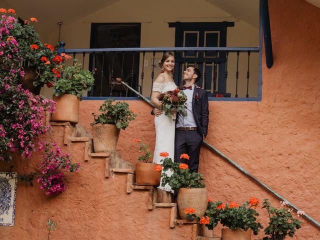 El matrimonio de Daniel y Charlotte en Villa de Leyva, Boyacá 2