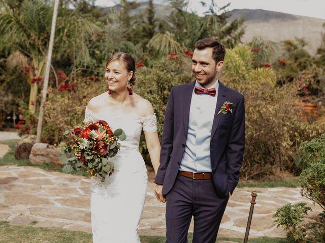 El matrimonio de Daniel y Charlotte en Villa de Leyva, Boyacá 70