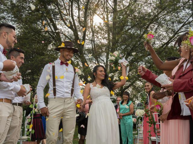 El matrimonio de Rafa y Brade en Bogotá, Bogotá DC 3