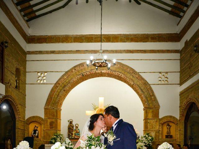 El matrimonio de Diego y Andrea en Villa de Leyva, Boyacá 15