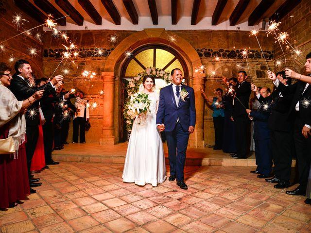 El matrimonio de Diego y Andrea en Villa de Leyva, Boyacá 1