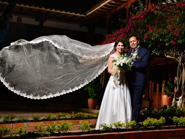 El matrimonio de Diego y Andrea en Villa de Leyva, Boyacá 2