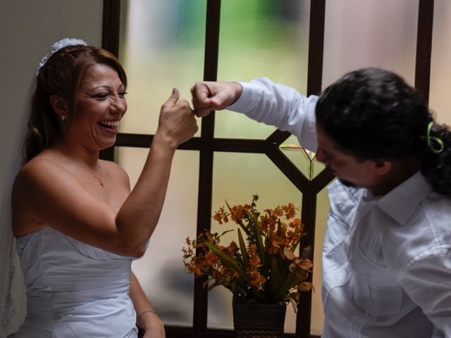 El matrimonio de José y Adriana en Medellín, Antioquia 10