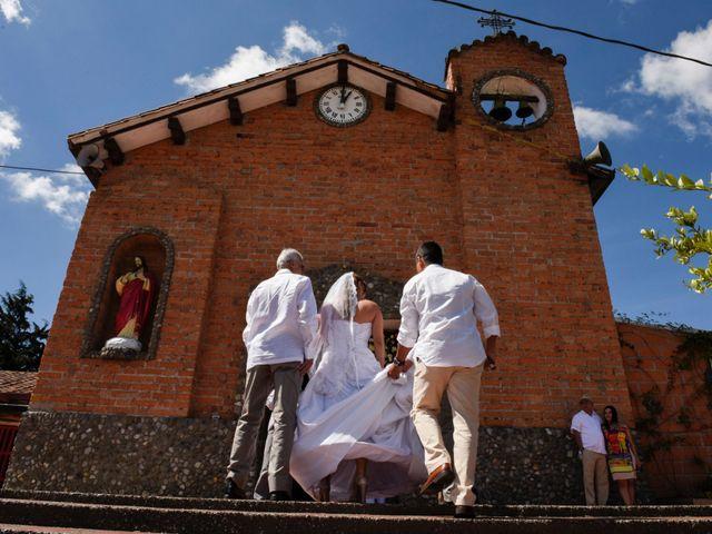 El matrimonio de José y Adriana en Medellín, Antioquia 13