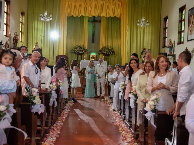 El matrimonio de José y Adriana en Medellín, Antioquia 14