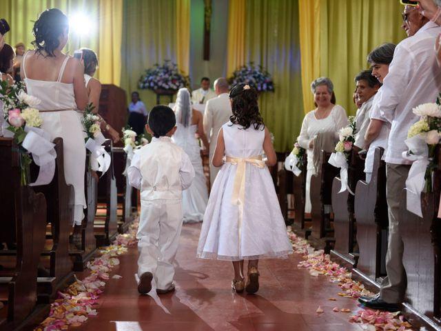 El matrimonio de José y Adriana en Medellín, Antioquia 17