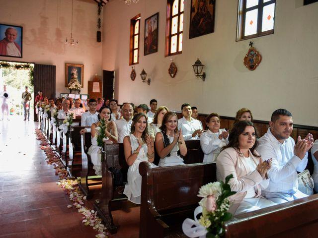El matrimonio de José y Adriana en Medellín, Antioquia 24