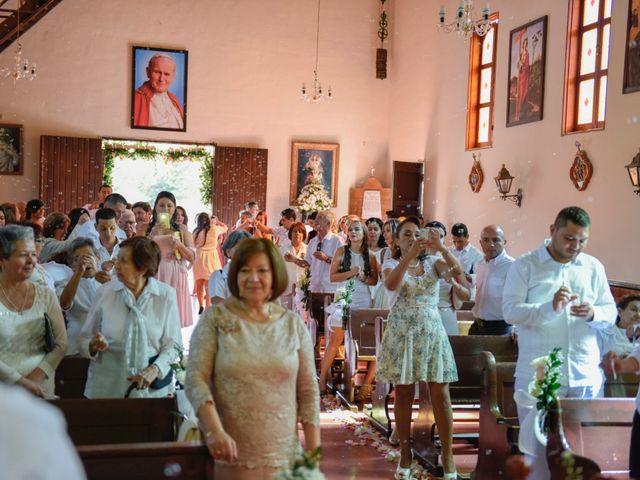 El matrimonio de José y Adriana en Medellín, Antioquia 28