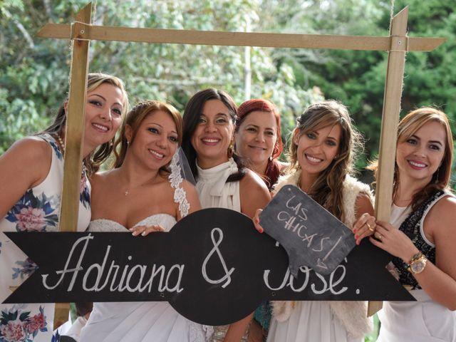 El matrimonio de José y Adriana en Medellín, Antioquia 37