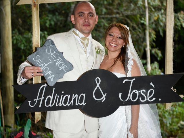 El matrimonio de José y Adriana en Medellín, Antioquia 40