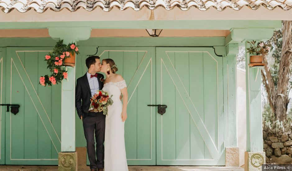 El matrimonio de Daniel y Charlotte en Villa de Leyva, Boyacá