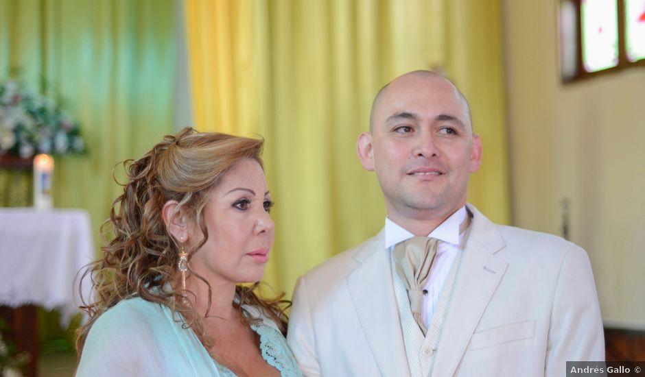 El matrimonio de José y Adriana en Medellín, Antioquia