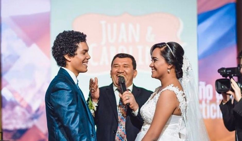 El matrimonio de Juan y Carolina  en Bucaramanga, Santander