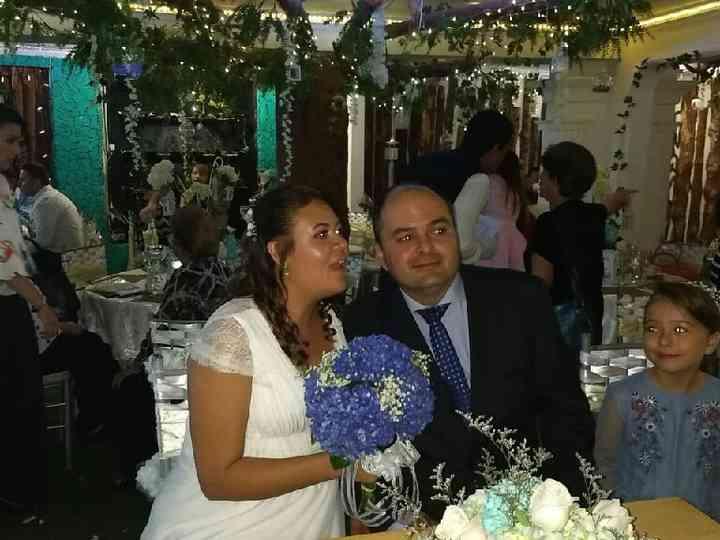 El matrimonio de Patricia y Andrés