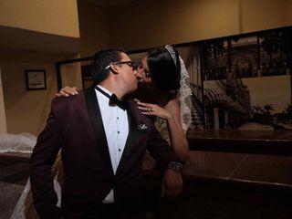 El matrimonio de Sandra  y Freddy 3