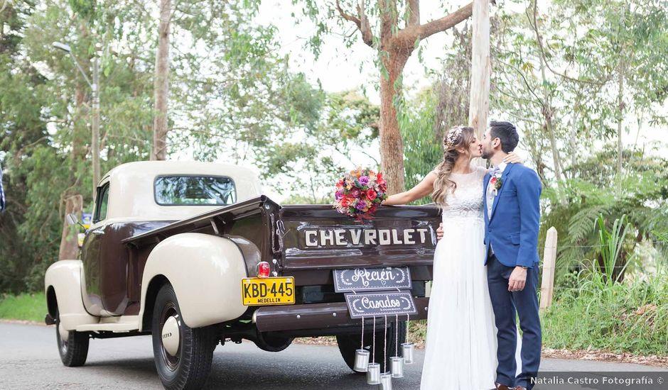 El matrimonio de Alejandro y Carolina en Medellín, Antioquia