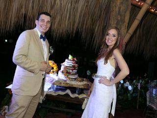 El matrimonio de María y Diego